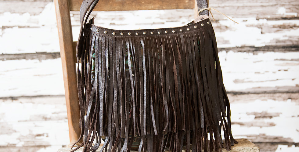 Red Horse Design Company: Double Fringe Large Rounder- #338