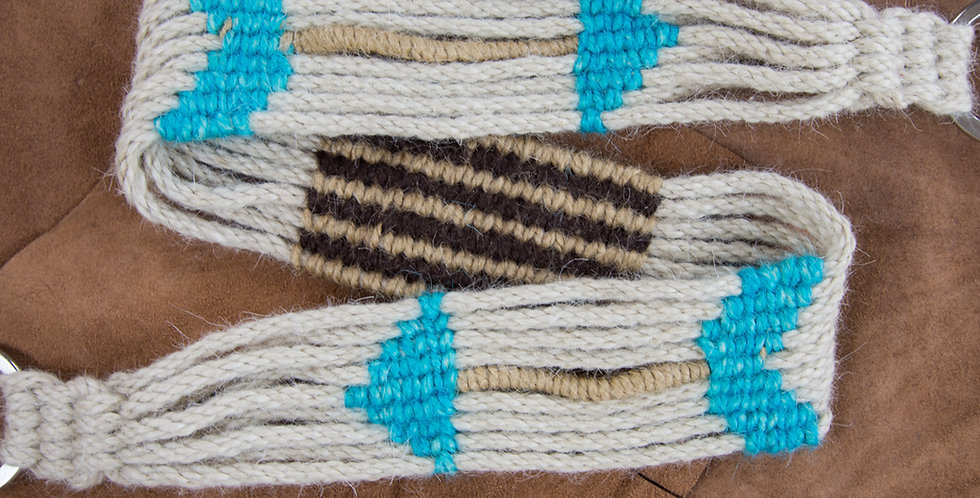 Red Horse Design Company: Mohair Strap - #5