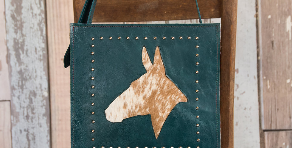 Red Horse Design Company: Mule Head Tote - #241