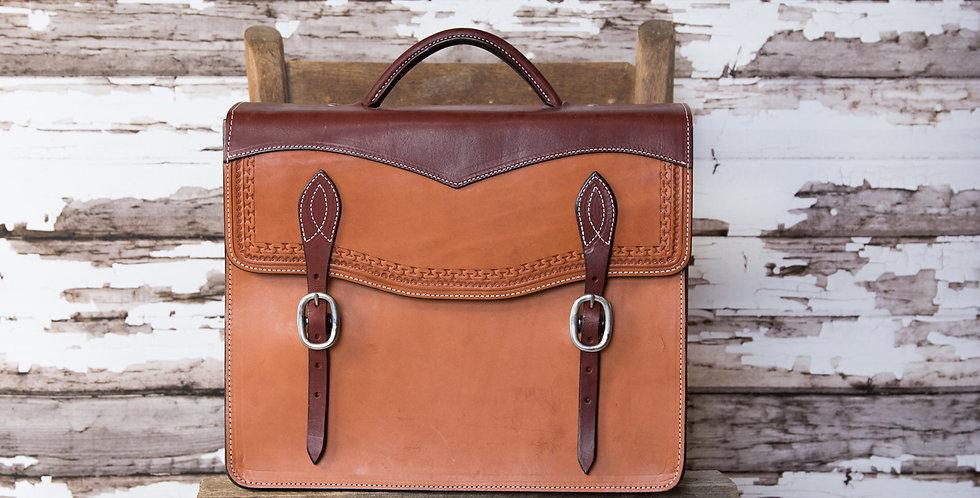 Badlands Collection:  Briefcase #11
