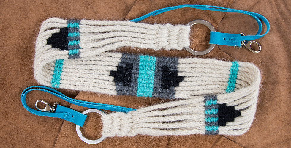 Red Horse Design Company: Mohair Strap - #2