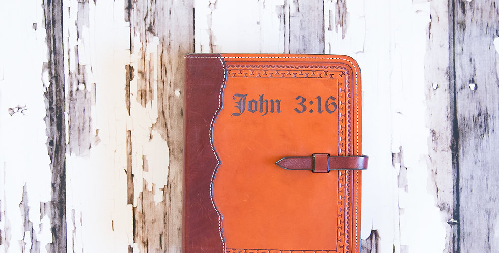 Badlands Collection: Bible Cover #3