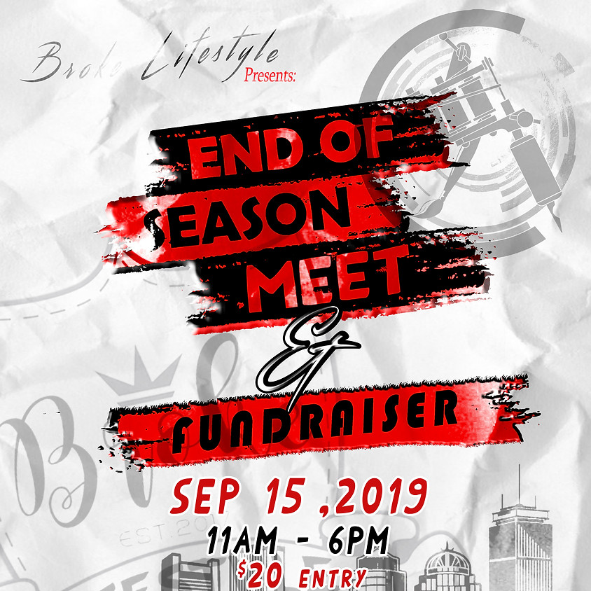 End of Season Meet & Fundrasier