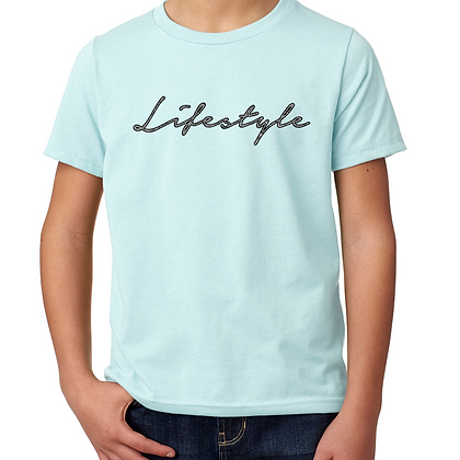 Toddler Light Blue Tee