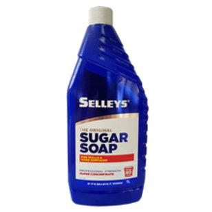 Selley's Sugar Soap deck cleaner 1 Litre