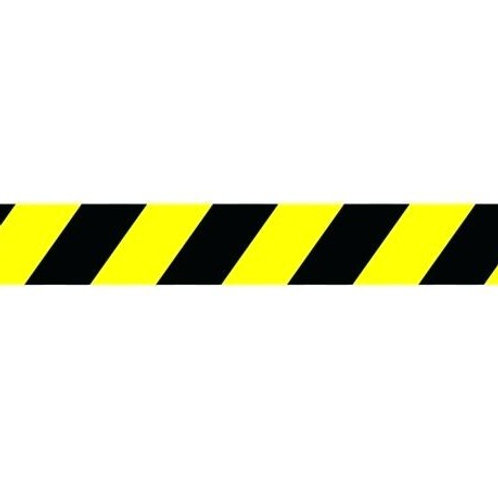 Safety Tape 50mm x 30m.