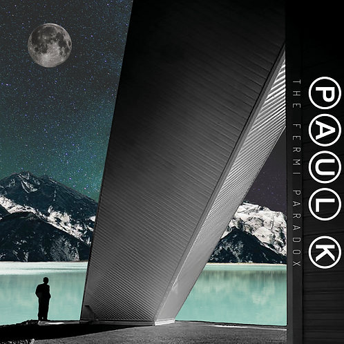 """The Fermi Paradox"" Limited Special Edition CD & Poster"