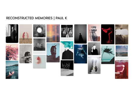 Reconstructed Memories pre-order on Apple Music