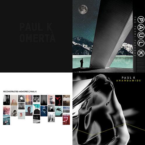 Paul K CD Bundle