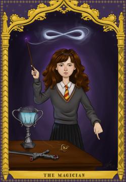 Hermione - O mago