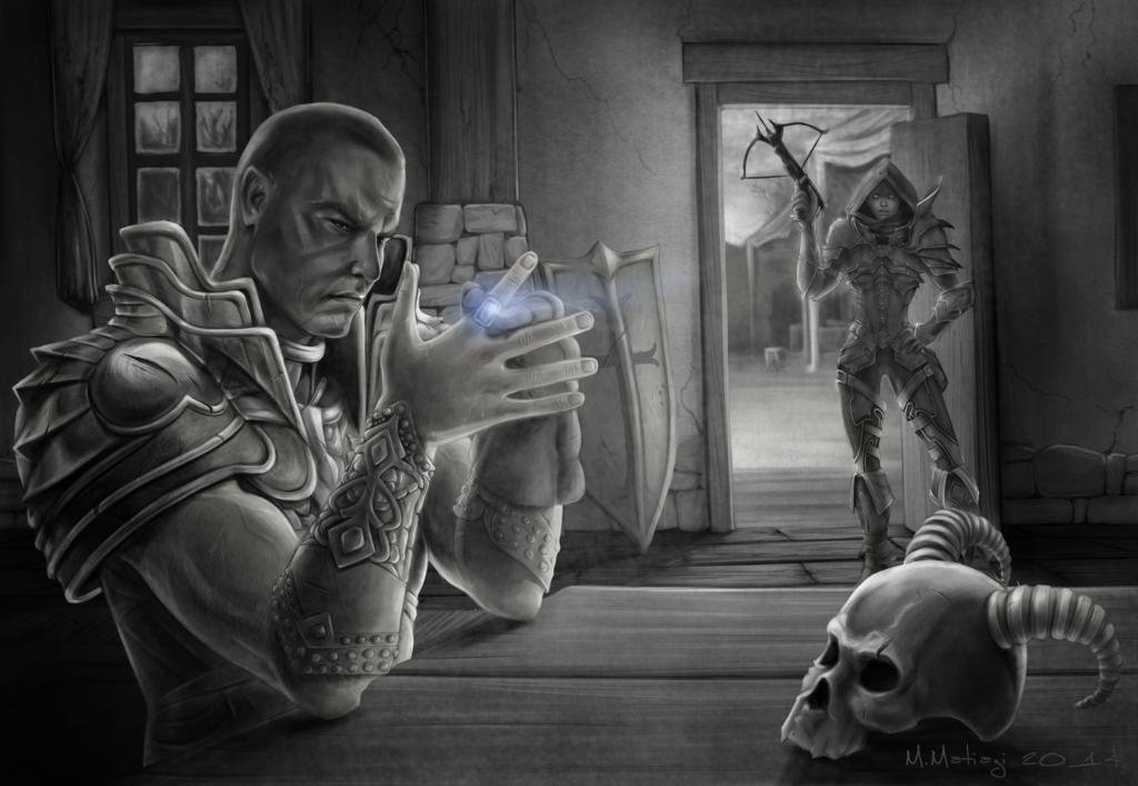 Está na hora - Diablo III