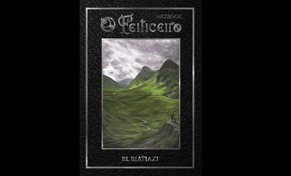 ARTBOOK - O Feiticeiro (2015)