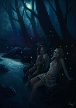 Vagalumes - by Caroline Jamhour
