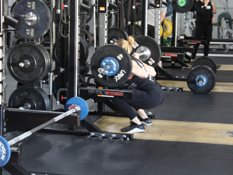 Overtraining… a misconception when it comes to footwork, speed work and sport specific performance