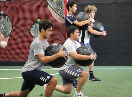 Improving Soccer Performance through Strength Training