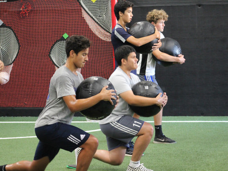 Improving Soccer Performance through Strength Training
