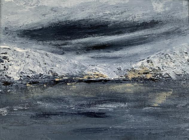 Wintery Loch