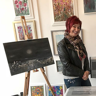 About | Trish Winton Art | Montrose | Angus