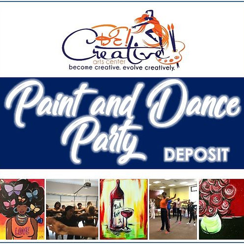 DEPOSIT - Mobile Party