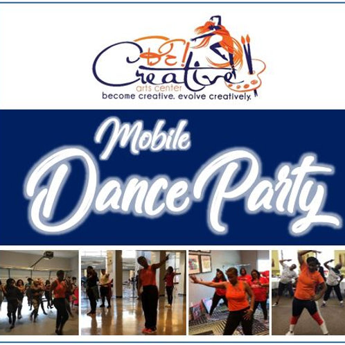 Private Mobile Dance Party (DEPOSIT)