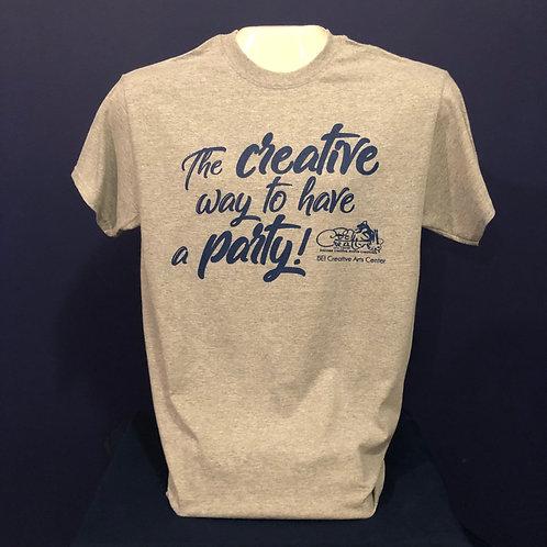 BCAC T-Shirt - Creative Party