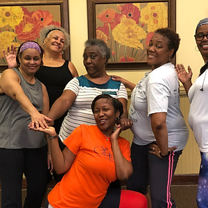 Dance Fitness Session (hosted by Mt. Ephraim Baptist Church Women's Day Comm.)