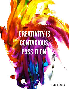 Creativity is Contagious