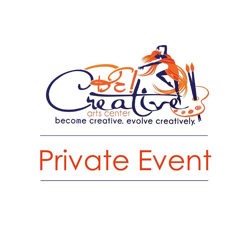 PRIVATE EVENT - BCAC