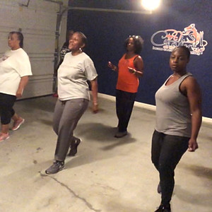 Soul Line Dance Tuesday (My Life by Mary J. Blige)