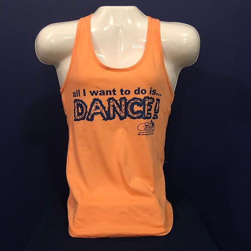 BCAC Tank Top - Dance