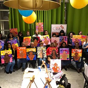 Friday Night Paint Night
