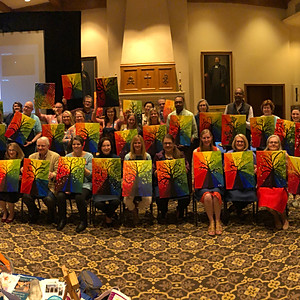 Mobile Paint Party Fundraiser - LIVE IN COLOR (hosted by TACC)