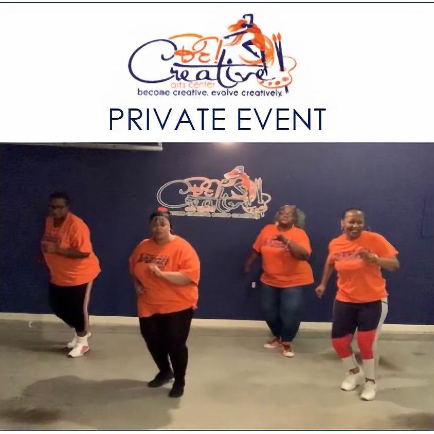 PRIVATE - Virtual Dance Party with New Horizon Baptist Church