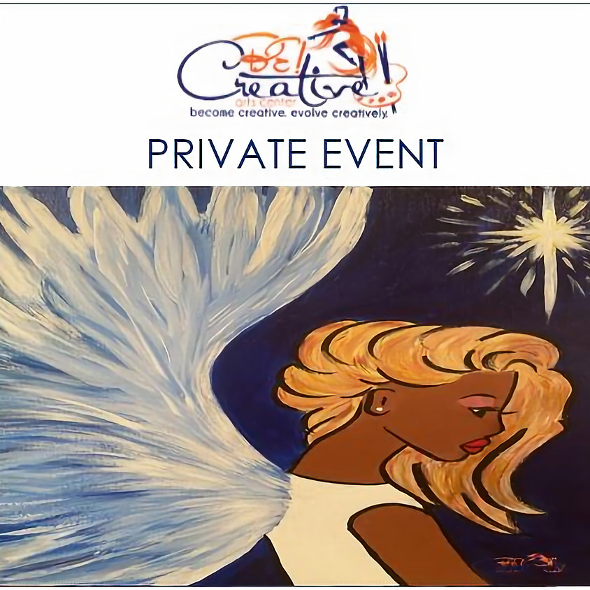 PRIVATE - Virtual Paint Party for Janet Brady