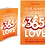 Thumbnail: Love Always, Love Daily, 365 Love (Book)