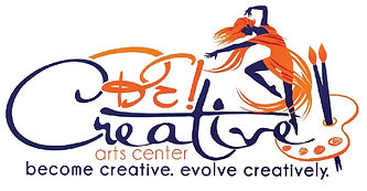 BE! Creative Arts Center Logo
