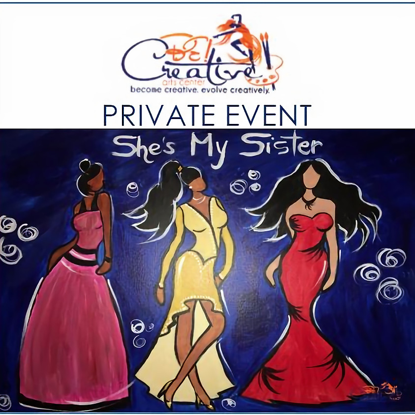 PRIVATE - Virtual Paint Party for The Links, Inc.
