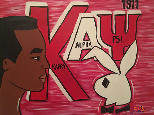 "Paint Party ""To-Go"" - DIVINE 9: KAPPA ALPHA PSI"
