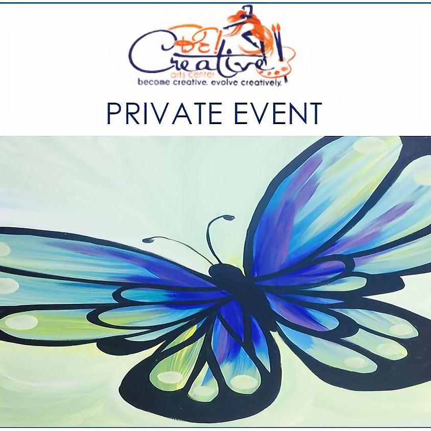 PRIVATE - Virtual Paint Party for Fertile Ground NEYW, Inc.