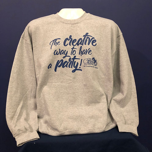 BCAC Sweat Shirt - Creative Party