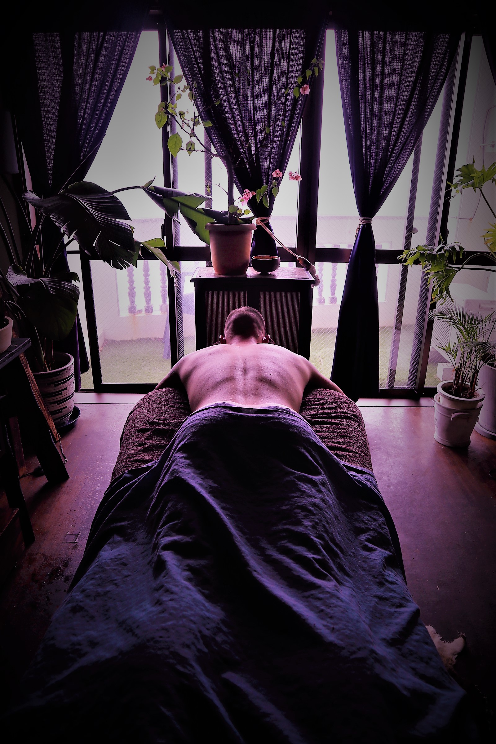 OKINAWA MASSAGE