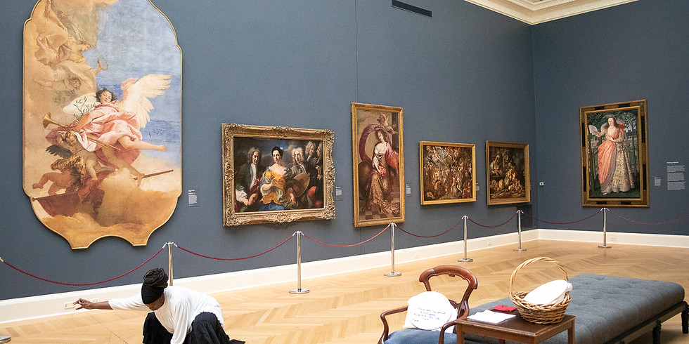 "Online: Becci Davis Artist Talk ""Monuments & Memory"""
