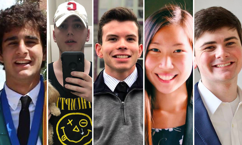 Cornell University student assembly members who voted to adopt an anti-racism resolution