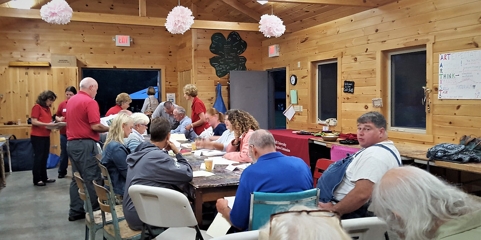 Delaware County Cornell Cooperative Extension Meeting