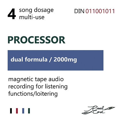 Processor - Loiter Cassette