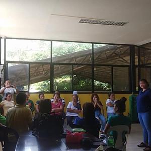 Healing and Wellness Exercises Activity at Barangay Babag, Cebu City