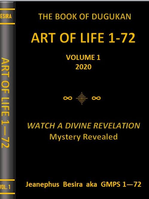 The Book of Dugukan - Volume 1: Art of Life 1-72