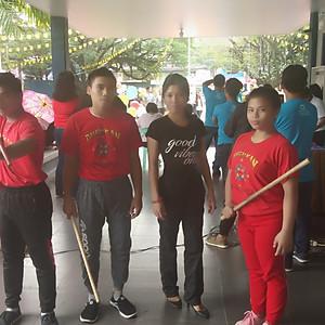 Dugukan Martial Arts (Arnis) showcase