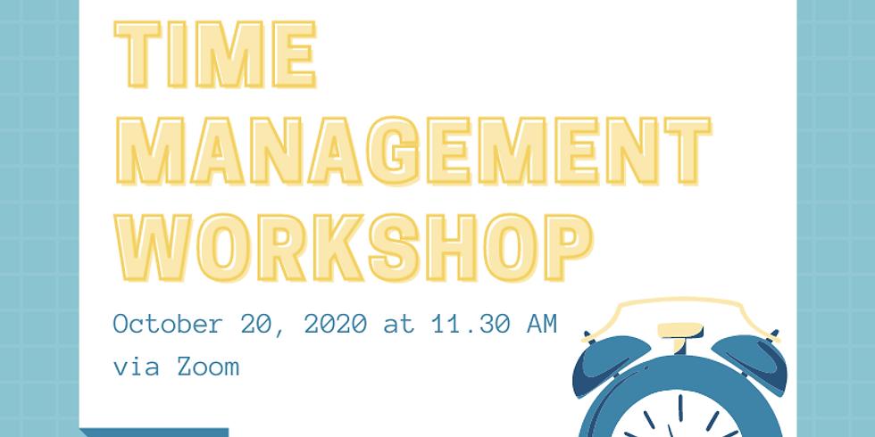 Time Management Workshop with SLC
