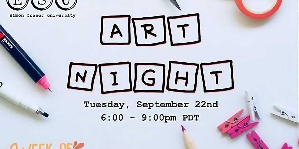 Art Night with ESU